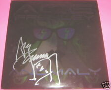KISS ACE FREHLEY SIGNED ANOMALY VINYL LP *EXACT PROOF*