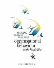 Organisational Behaviour on the Pacific Rim by Mara Olekalns, Steven Lattimore M