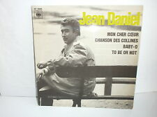 JEAN DANIEL Mon cher coeur EP 5665