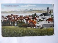 Ansichtskarte Meersburg am Bodensee Blick auf die Oberstadt (Nr.569)