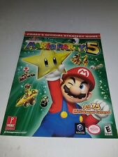 BRAND NEW Mario Party 5 Primas's Official Strategy Guide Gamecube