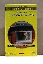 IL SEGRETO DELLA CASA - R. Rendell [Libro, I Classici del giallo Mondadori 697]
