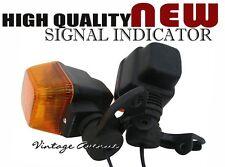 SUZUKI TS125X TS250X RA125 RA250 FRONT TURN SIGNAL LIGHT LAMP L+R 6V [TW24]