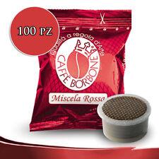 Caffè Borbone MISCELA ROSSA 100 CAPSULE COMPATIBILE LAVAZZA ESPRESSO POINT ROSSO