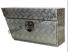 750MM ALUMINIUM TOOL BOX[L]! TRAILER PARTS