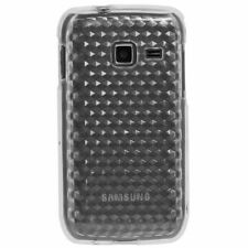 COQUE SAMSUNG WAVE Y S5380 TRANSPARENT CLEAR SILICONE SOUPLE (TPU)