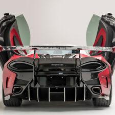 Vorsteiner 570-VX Aero Carbon Fiber Wing Blade with Uprights fits McLaren 570S