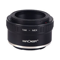 K&F Concept Adapter for Tamron Adaptall 2 Lens to Sony E NEX NEX-7 5N A7 A7R
