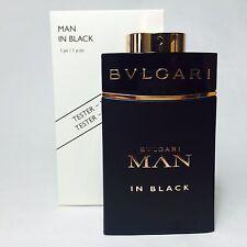 Bulgari Bvlgari MAN In Black for Men Eau de Parfum 100ml 3.4Oz Ts Perfume