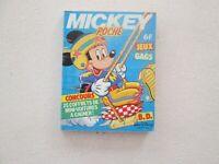MICKEY POCHE N°163 ETAT BE