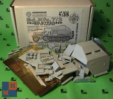 """1/35. Sd.Kfz.7/3, V-2 Guide Vehicle set, with interior, by """"Leadwarior"""" 35222"""