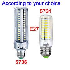 E27 E14 Led Corn Light Bulbs 5736 5731 5/7/9/15/20/25 Warm White Lamp AC85-265V