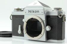 [EXC+++] Nikon F2 Eye level silver Body Film Camera DE-1 Finder From JAPAN