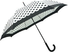 Black Polka Dot Umbrella