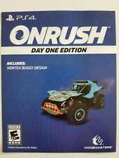 ONRUSH Preorder Bonus (PS4)