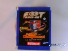 panini foot 2012 pochette v6 a v10 bleu
