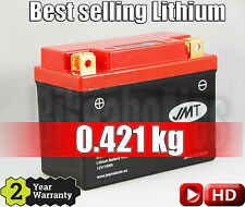 Best selling Lithium-ion motorcycle battery JMT YB5-BS 75% lighter