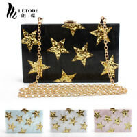 Super Star Women's Handbag Purse Shoulder Crossbody Evening Bags Clutch Wallet