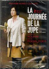 """DVD """"LA JOURNÉE DE LA JUPE"""" Isabelle Adjani - Denis Podalydés NEUF SOUS BLISTER"""
