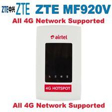 ZTE Mf920 Airtel MF920V 150mbps 4G LTE Mobile Wifi Router Pocket Wifi Router