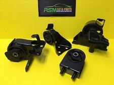 Mazda Protege 99-03 1.8L 2.0L Engine Motor Mount Set AT