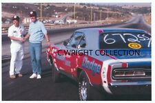 1960s Drag Racing-Dick Landy's '69 426 Hemi Powered Super Bee-Carlsbad Raceway