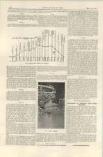 1920 Dorada Ropeway In Colombia Route And Profile Carriers Trestles Storage