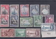 Birds Used Bermudian Stamps