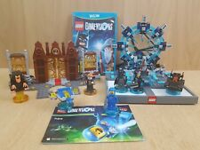 Lego dimensiones WII U Starter Pack con fantásticas bestias 71253 & Benny 71214.