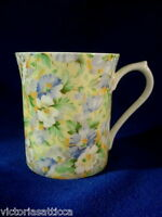 Rare QUEEN'S (ROSINA) English Chintz Fine Bone China Cup/Mug - Made in England