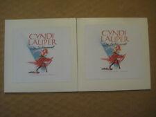 CYNDI LAUPER She's So Unusual - 30th Anniversary Celebration AUSSIE PROMO 2 x CD