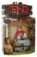 "2006 MARVEL WWE/TNA IMPACT WRESTLING ""SONJAY DUTT"" Series 6 Figure [MOC]"