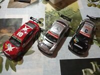 CAR COCHE SCX SCALEXTRIC DIGITAL SYSTEM 3 x DTM CARS MERCEDES AUDI OPEL