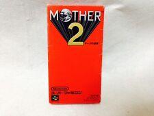 Super Famicom MOTHER 2 Nintendo SNES SFC Japan Video Game