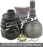 Outer Cv Joint 39X58.5X28 For Citroen C5 (2008-Now)