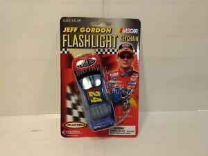 Jeff Gordon #24 Dupont Collectable Flashlight Keychain  mb382