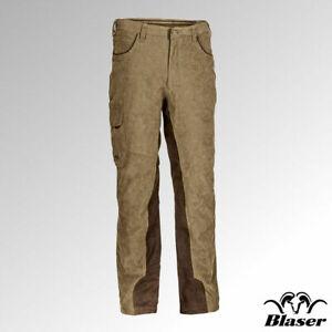 Blaser Trousers Argali Light Olive Melange Last Ones