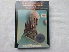 ULTIMA I ~ ATARI 400 800 XL COMPUTER VIDEO GAME~ SIERRA ON-LINE 1983 COMPLETE!