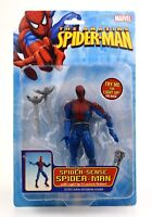 ToyBiz - The Amazing Spider-Man - Spider-Sense Spider-Man Action Figure