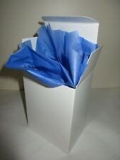 White Chipboard/Cardboard Gift Boxes Auto Bottom 6 x 4-1/2 x 3-1/8 - 12 Boxes
