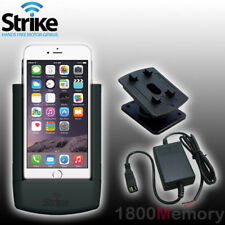 Strike Alpha Car Cradle Charger Dock Antenna Coupler for Apple iPhone 6 Plus 6S+