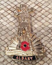 Poppy Lest We Forget Rememberance Enamel Pin Badge. Buy 2 Get 3 of These