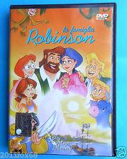 dvd la famiglia robinson the swiss family robinson the robinsons cartoon movie