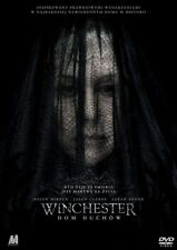 WINCHESTER. DOM DUCHÓW (WINCHESTER) - BOOKLET DVD