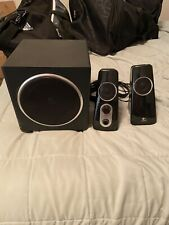 Logitech Z523 Speaker System with Subwoofer - Black