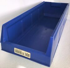 More details for 70 x high quality plastic parts storage boxes bins containers - used