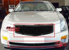 Fits 2003-2007 Cadillac CTS Black Mesh Grille Combo