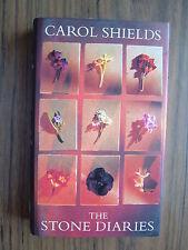 THE STONE DIARIES. 1st. 1993 CAROL SHIELDS. HARDBACK.