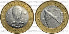 02499] REPUBBLICA DI SAN MARINO - 1000 LIRE 2000 - LIBERTA'