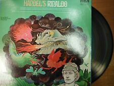 33 RPM Vinyl Handel Great Scenes From Rinaldo  RCA Records ARL1-0084  012115SM